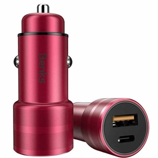 Benks C28 Fast Charging PD Car Charger