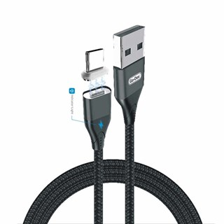 Go Des GD-UC504 Attraction Magnetic Fast Data Type-C Usb Cable
