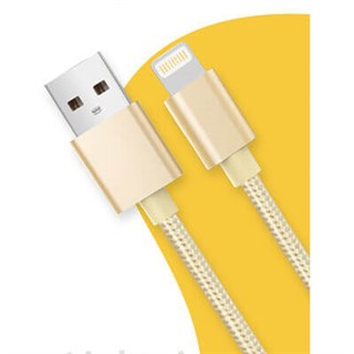Xipin LX11 Lightning Gold Usb Cable