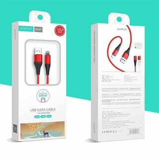Xipin LX21 Lightning Usb Cable 1.2 M